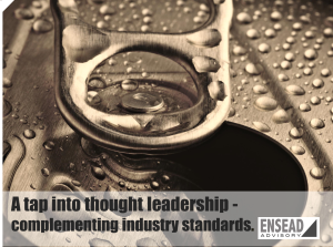 ENSEAD Advisory - Thought Leadership