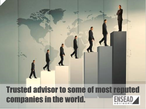 ENSEAD Advisory - trusted advisor